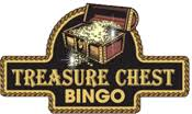 Treasure Chest Bingo Logo