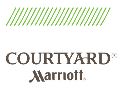 Courtyard by Marriott - advertising sponsor